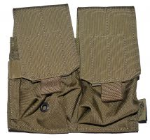 Flyye Double M14 Mag Pouch (Coyote)