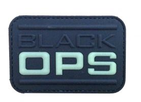 Patch Black OPS Phosphorescent