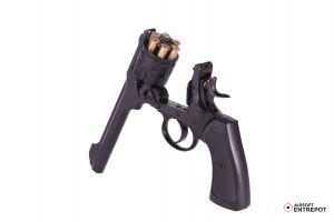Well Revolver Webley Mk VI (Full Metal)