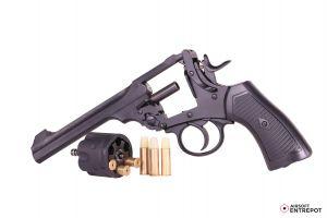 Well Revolver Webley Mk VI