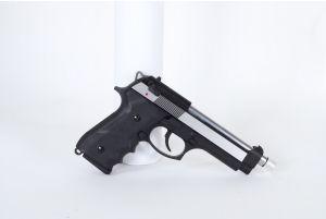 SRC SR92 GBB avec silencieux (Dual Tone)
