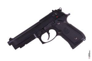 Marui M9A1 GBB (Nouvelle version / Noir)