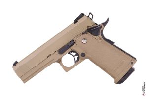 Golden Eagle Hi-Capa 4.3 GBB DX (Tan)