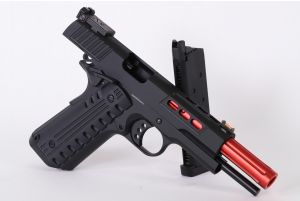 Golden Eagle SpeedSoft 1911 Gaz DX (Red)