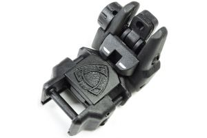 APS Rhino Rear Sight Black