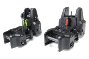 APS Rhino Sight (mire) Set avec Fiber Optic