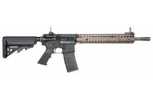 """GHK DD M4A1 RISII 14.5"""" GBBR"""