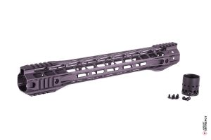 "G&P Rail 16.2"" M-Lok (GRAY)"