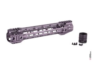 "G&P Rail 12.5"" M-Lok (GRAY)"