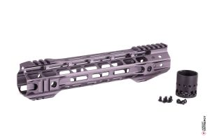 "G&P Rail 10.75"" M-Lok (GRAY)"