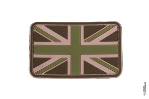 Patch PVC Drapeau UK (MTP)
