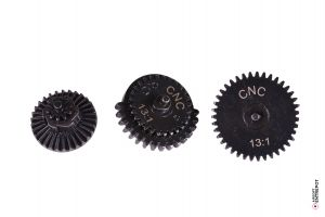 CNC Production Set de Gears 13:1 (Ultra High Speed)