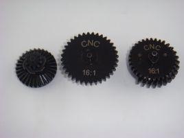 CNC Production Set de Gears 16:1 (High Speed)