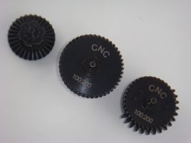 CNC Production Set de Gears 100:200 (Ultra High Torque)