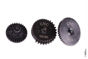 CNC Production Set de Gears  100:300 (Ultra High Torque)