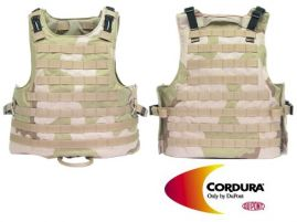 Guarder Tactical Body Armor Desert - M
