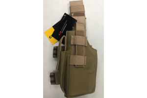 Guarder Holster Cuisse Tactical Gaucher (BR)