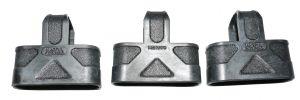 JJ Airsoft lot de 3 Magpul 7,62mm (BK)