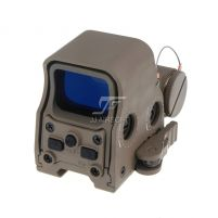 JJ Airsoft Red Dot Type Eotech XPS 2-Z QD (Tan)