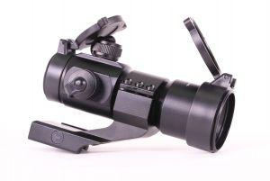 JS-TACTICAL Red Dot 30mm (Noir)