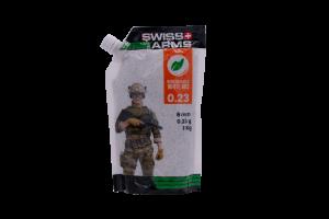 Swiss Arms Billes Bio 0.23gr (1 kg)