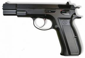 KJW CZ75 GBB (KP09 / CO2 / Noir)