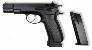 KJW CZ75 GBB (KP09 / Dual / Noir)