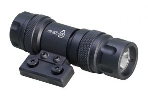 Ares Flashlight Avec Support Keymod