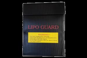 Sac de Charge LiPo Guard 18x23 Noir