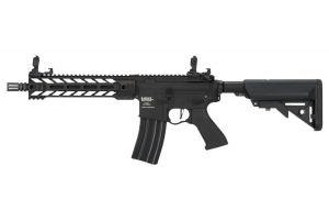 """Lancer Tactical M4 Enforcer Battle Hawk PDW 10"""" (Noir)"""