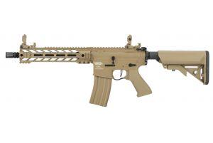"Lancer Tactical M4 Enforcer Battle Hawk PDW 10"" (Tan)"
