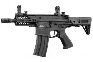 "Lancer Tactical LT-34 Proline Enforcer Battle Hawk PDW 4"" (Noir)"