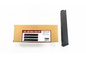 KWA Chargeur QRF Mod 2 Midcap 120Bbs x3 (Noir)