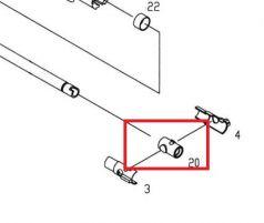 KJW Joint Hop-Up pour M4 GBBR