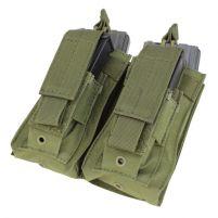 Condor Porte Chargeur M4 / Pistolet Kangaroo Double - OD