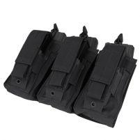 Condor Porte Chargeur M4 / Pistolet Kangaroo Triple - Noir (Equipement)