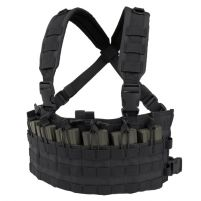 Condor Chest Rig Rapid Assault – Noir