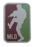 Patch Major League DoorKicker Multicam
