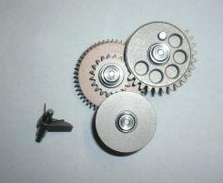 Modify Gears Hi-Speed Smooth 6mm 16:1