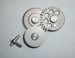 Modify Gears Hi-Speed Smooth 7mm 16:1
