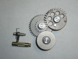 Modify Gears Nano High Torque Smooth 7mm 22:1