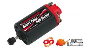 Guarder Moteur Infinite Torque-Up (court)