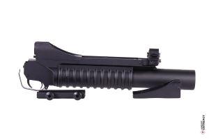 E&C Lance-Grenades M203 Long (Noir)