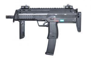 WE SMG7 A1 New Wave GBBR (Noir)