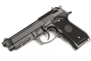 WE M9A1 New Gen GBB (Noir)