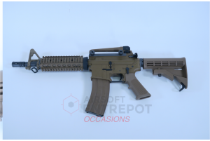 Occasion - WE M4 RIS CQB GBBR Tan