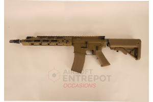 Occasion - WE M4 R.A.R.S. Raptor GBBR (tan)