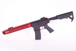 Occasion-E&C M4 Lepoard AEG Longue (Rouge)