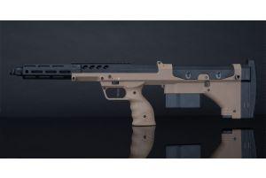 Silverback SRS A2/M2. Covert 16'' Barrel (FDE)