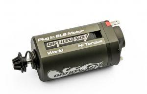 Option N°1 Moteur Plug-In Brushless (Court)